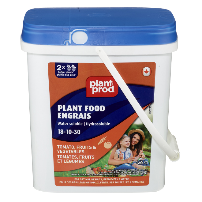 Water Soluble Plant Food for Fruits and Vegetables -1.65 kg