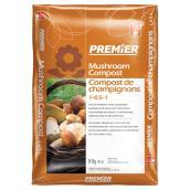 Compost de champignons, 25 l