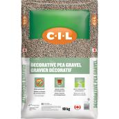 Decorative Pea Gravel - 18 kg - Natural