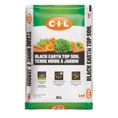 C-I-L Black Earth Topsoil - 25 L
