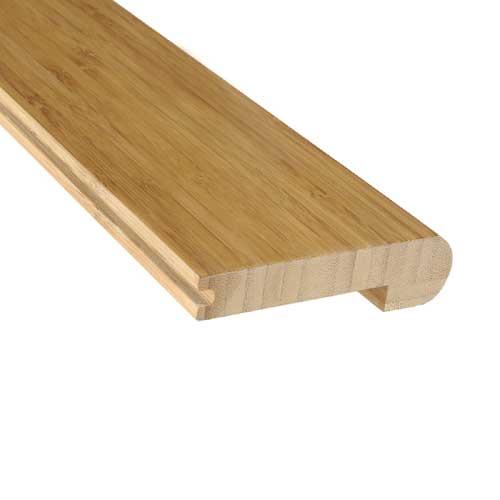 """Nez de marche, bambou, arrondi, 1/2"""" x 73"""", naturel"""