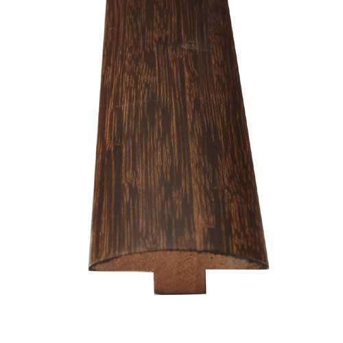 "Moulure en T, bambou, 1/2"" x 73"", java"