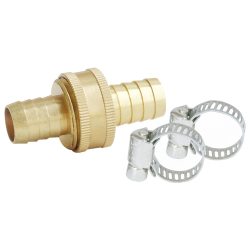 "Female coupling -  5/8""x5/8"" - Brass"