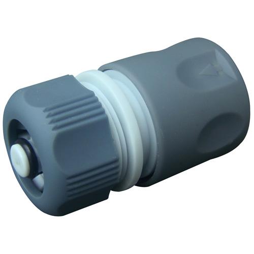 "Connector - 1/2"" - PVC"