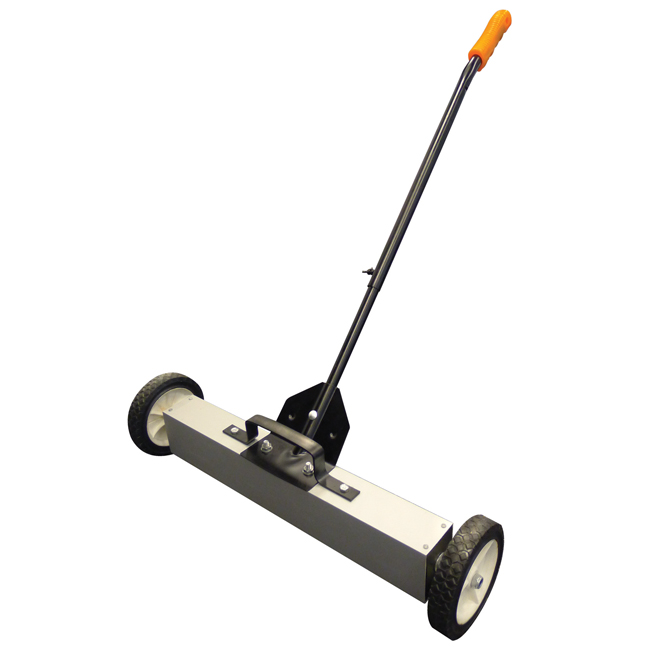 Magnetic Sweeper - Adjustable Handle - 24""