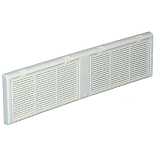"Sidewall Register - 30""x6"" - Plastic - White"