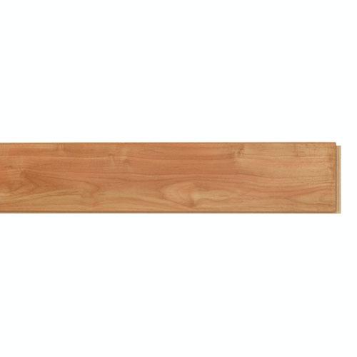 Plancher stratifié Mégaloc, 12 mm, cerise planche pleine