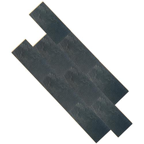 Laminate Flooring 8mm - Megaloc - Black