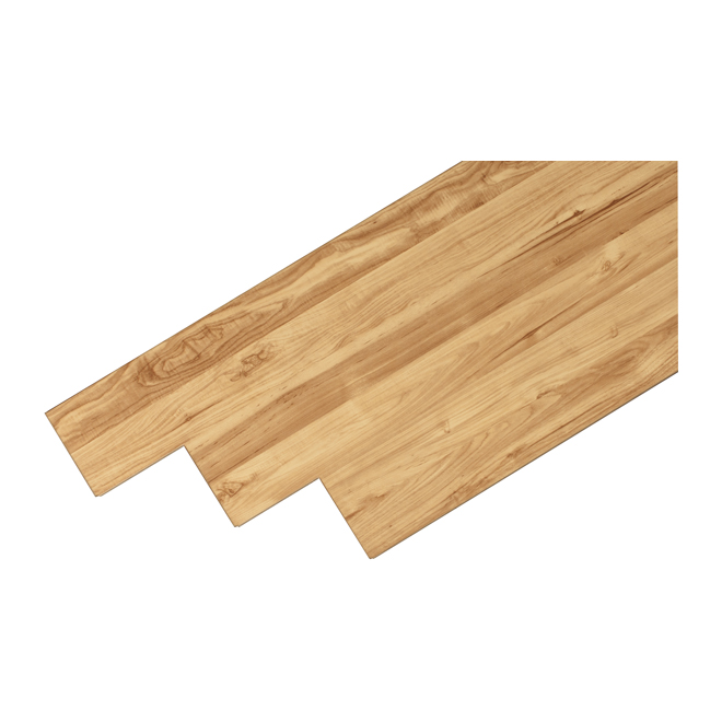 Laminate Flooring 8mm Megaloc Denvr Pecan