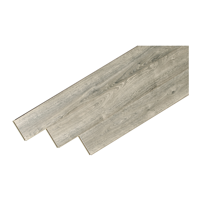 Uberhaus Laminate Flooring Grey Oak Carpet Vidalondon