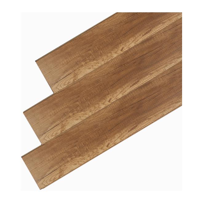 Plancher stratifié « Megaloc » 12mm, Chêne Monum