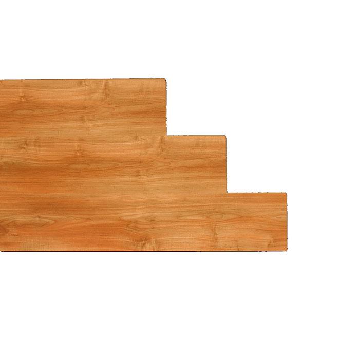 Plancher stratifié « Megaloc » 8mm, Cerisier