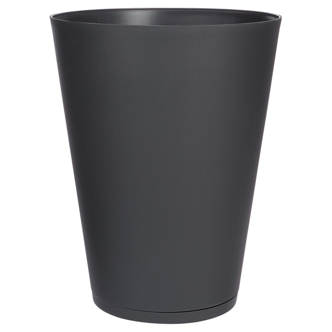 "Tokyo Stackable Planter  - 16"" - Charcoal"