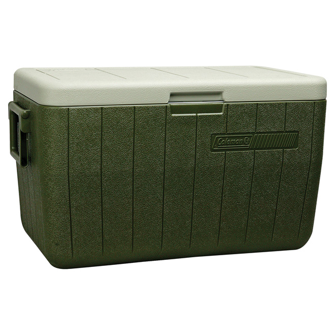 Chest Cooler - 63 Cans Capacity - 48 Qt