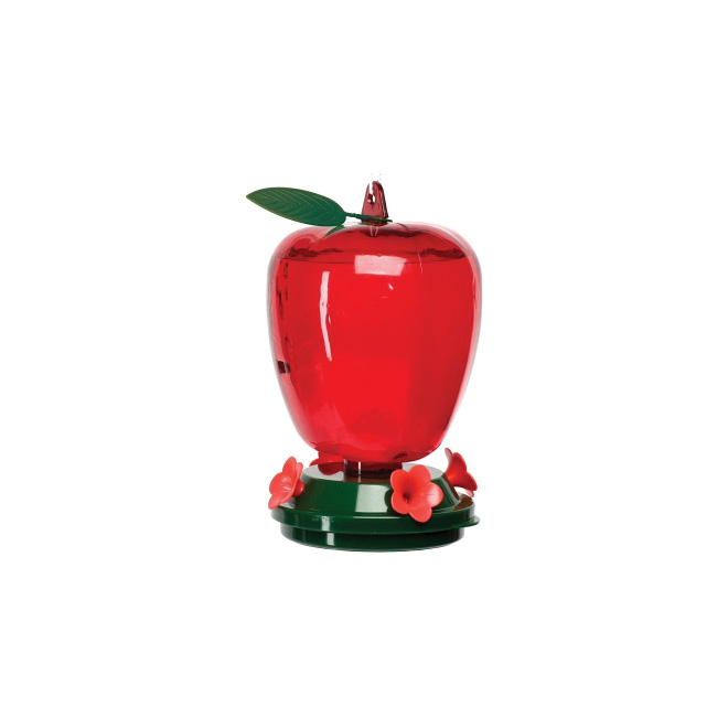 Bird Feeder - Hummingbird Feeder - Apple - 40 oz