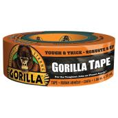 "Adhesive Tape - Tough - 1.8"" x 35 yd - Black"
