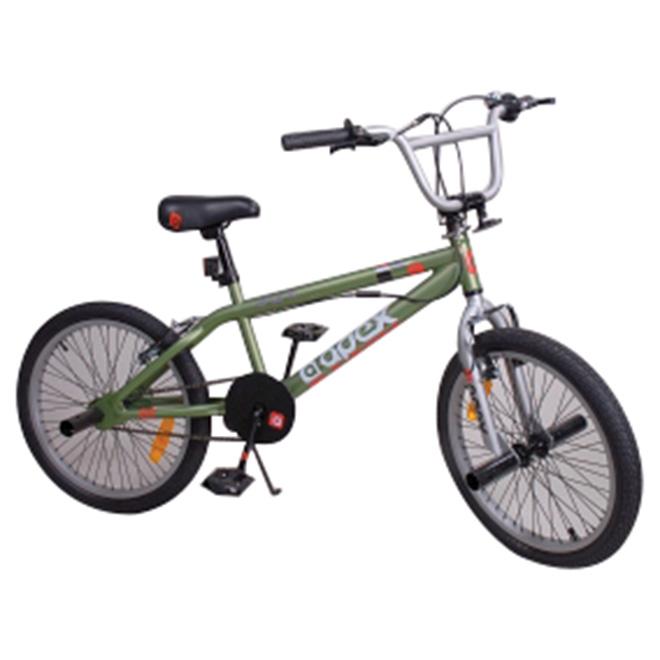 "Bicyclette pour garçons, 20"", vert"