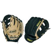 Youth Baseball Glove - Advisory Staff David Wright - 11
