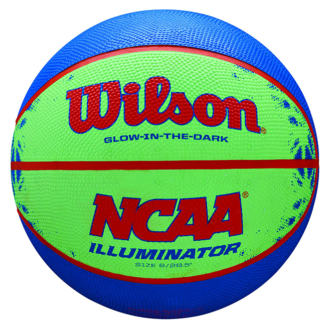 Ballon de basket-ball, Illuminator, taille 7