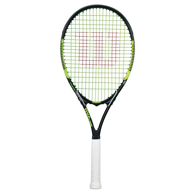 "Tennis Racquet - Wilson Milos Raonic 110 - 27 1/2"""