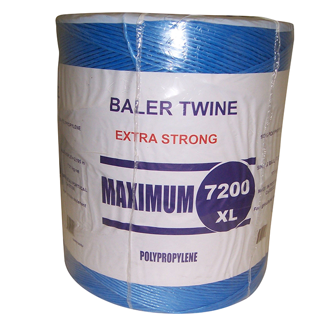Heavy Duty Poly Twine - Blue - 7200'
