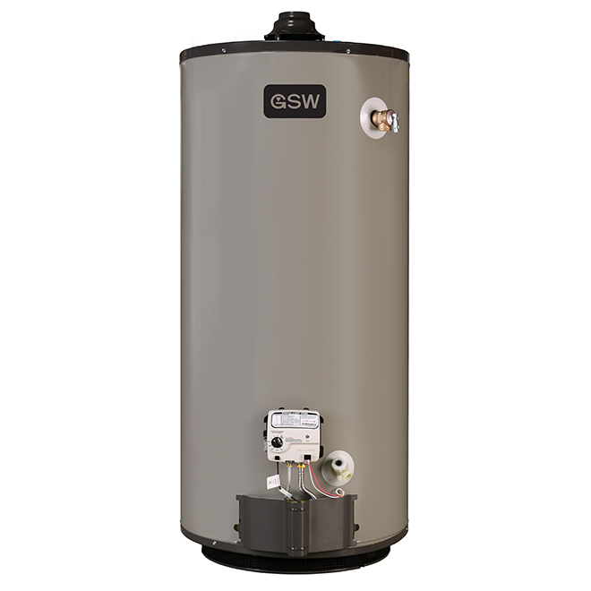 Chauffe-eau au propane, 151 L