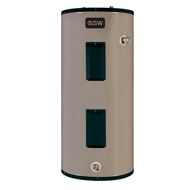 Chauffe-eau électrique, 182 L, 240 V, 3 000 W