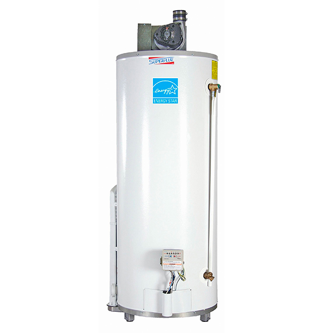 Natural Gas Water Heater - 151L