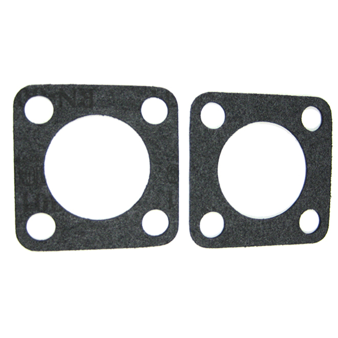 Large Square Flange Water Heater Gaskets - 2-Pack