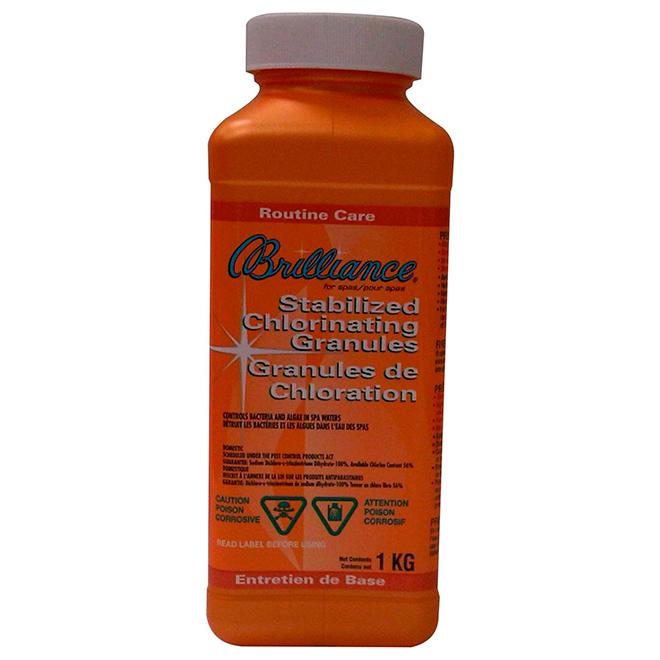 Stabilized Chlorinating Granules - 1 kg