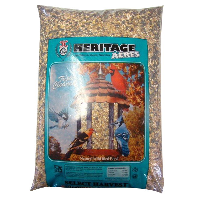 Bird Food - Wild Bird Select Harvest - 15.8 kg