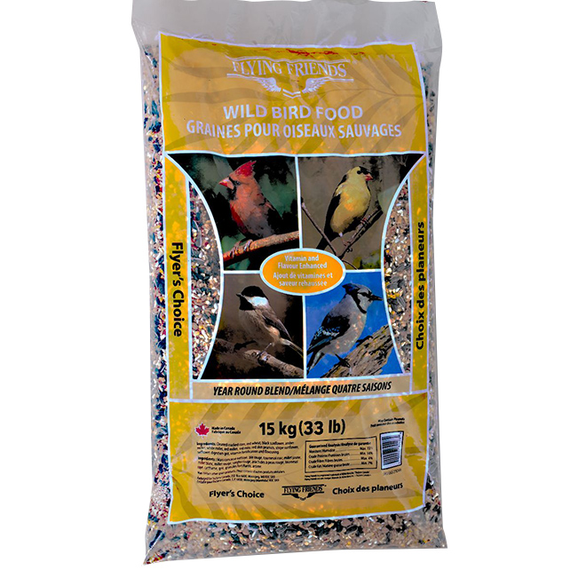 Wild Bird Food - Flyer's Choice - 15kg