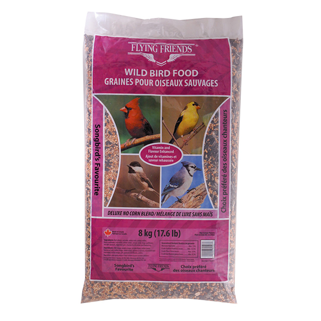 Bird Food - Wild Bird Food Songbirds Favourite - 8 kg