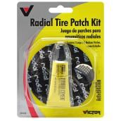 Radial Tire Patch Kit - 5-Pack