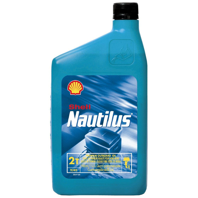 Nautilus 2-Cycle Oil - 946ml