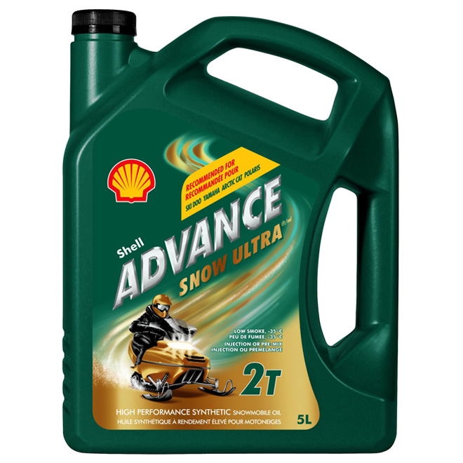 Synthetic Snowmobile Oil - 5L