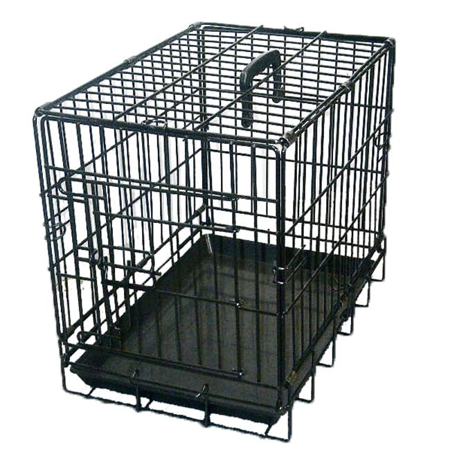 Black Wire Crate - 48'' x 30'' x 33''