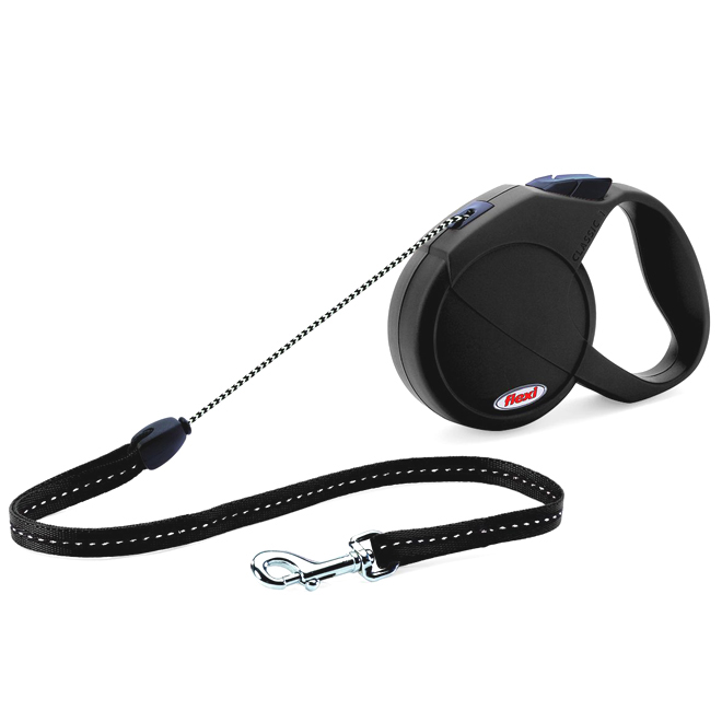 Flexible Classic Cord Lead for Small Dogs - 16' - 26lbs