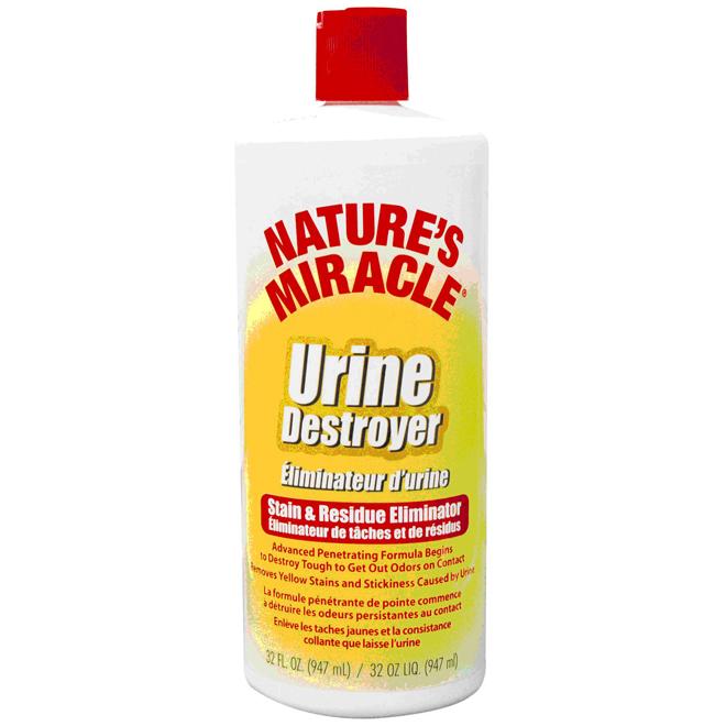 Détartrant d'urine de chien, 32 oz