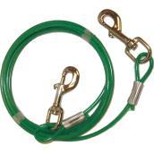 Câble d'attache pour chien, petite et moyenne taille, 10'
