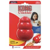 Classic Dog Toy for Large Dogs - 35-65lbs - Red