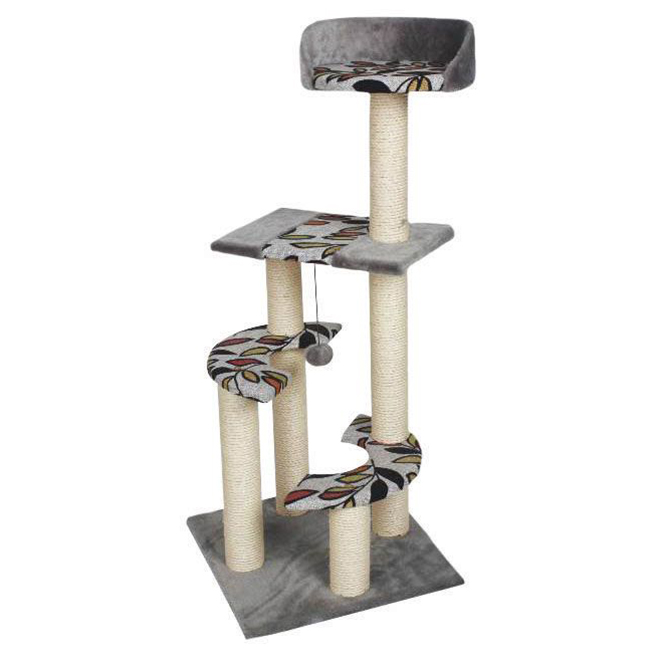 Multi Step Cat Scratching Posts - 39''