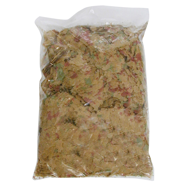 Basic Fish Food Flakes - 1/2 lb
