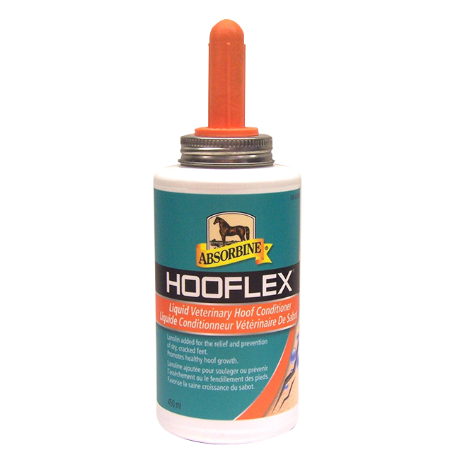 Conditionneur à sabots de chevaux Hooflex, 450 ml