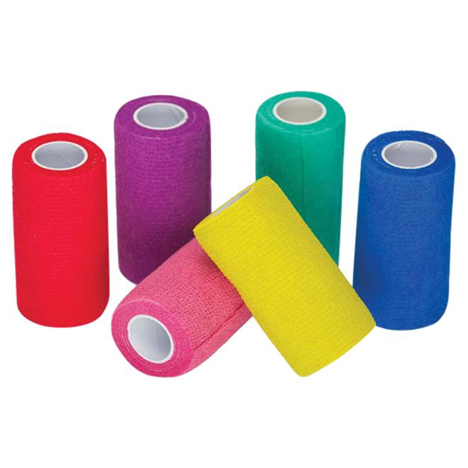 Bandage Wrap - 4'' x 5 yards - Black