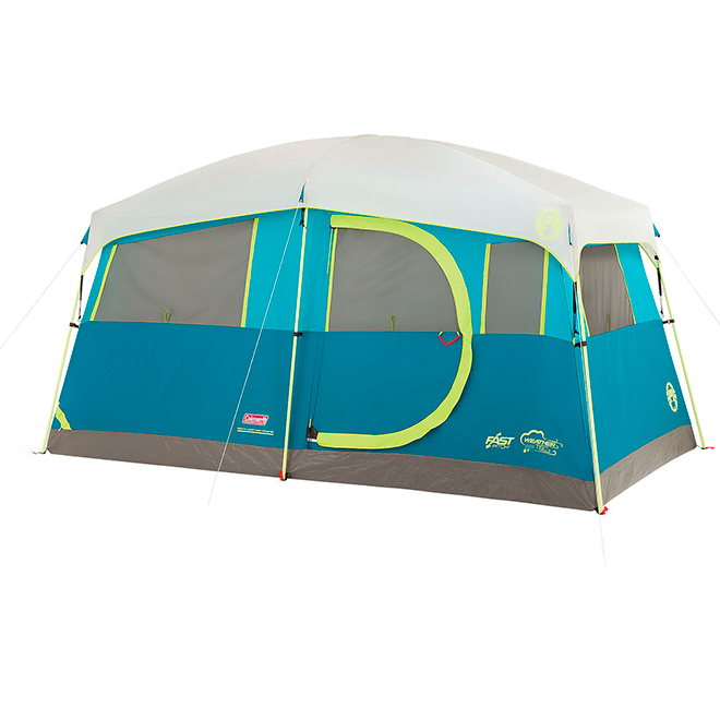 Tent - Tenaya Lake - 8 Person - 13' x 9' x 6'8""