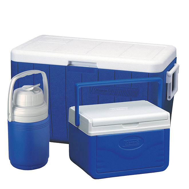 Cooler Combo Set - 48 Qt - 3 Pieces