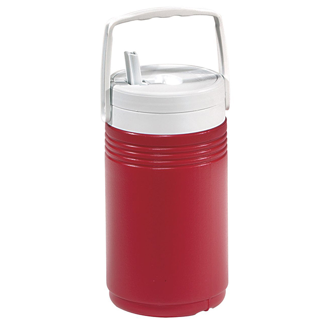Beverage Jug Cooler with Spout - 2 Qt
