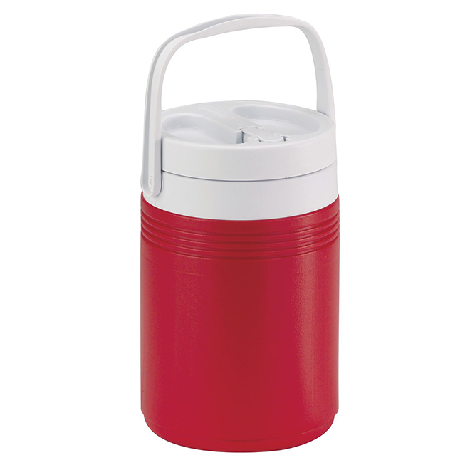 Beverage Jug Cooler with Spout - 4 Qt