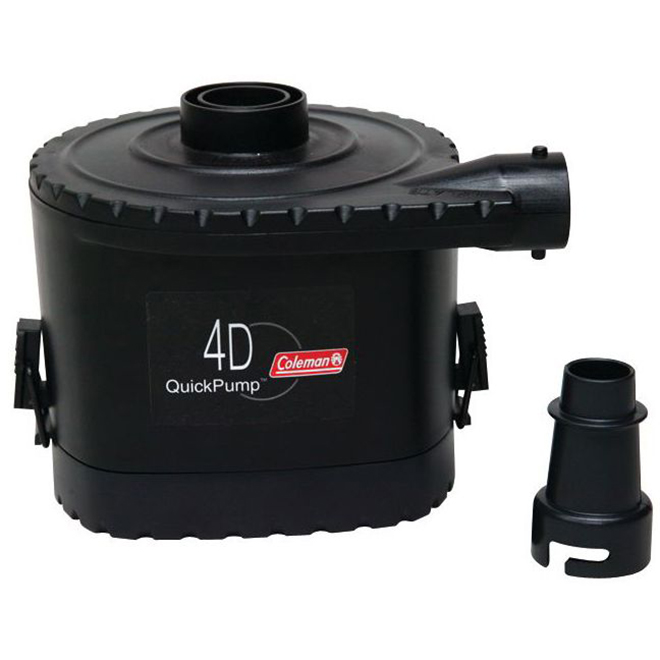 Battery-Operated Air Pump - 4D QuickPump